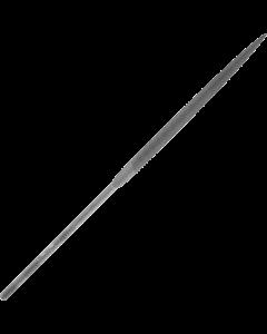Nadelfeile - Halbrund