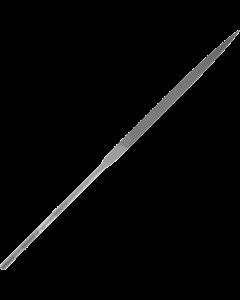 Nadelfeile - Flachspitz runde Kanten