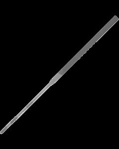 Nadelfeile - Flachstumpf runde Kanten