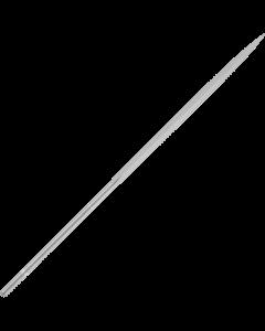 Nadelfeile  Schmirgel - Dreikant