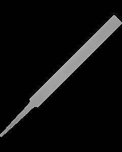 Präzisionsfeile - Scharnierfeile runde Kanten