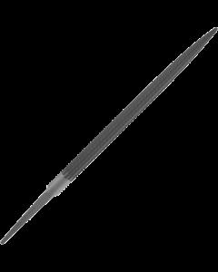 Präzisionsfeile - Halbrund sehr schlank