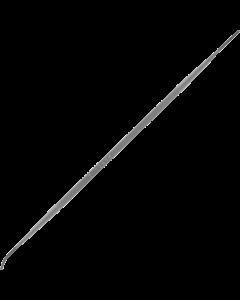 Riffelfeile - Flachspitz
