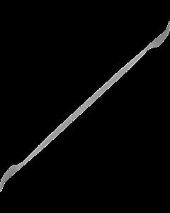 Riffelfeile - Spitzkugel