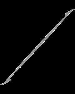 Riffelfeile - Messer dünn flach