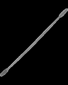 Riffelfeile - Halbrund (nur Flachseite gehaunen)