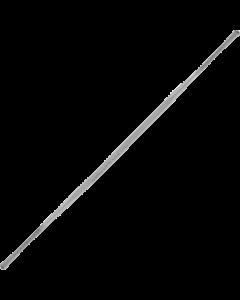 Riffelfeile - Verrundet