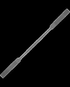 Riffelfeile Raspel - Halbrund