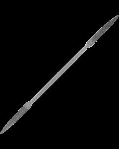 Feine Riffelfeilen Raspeln - Dreikant